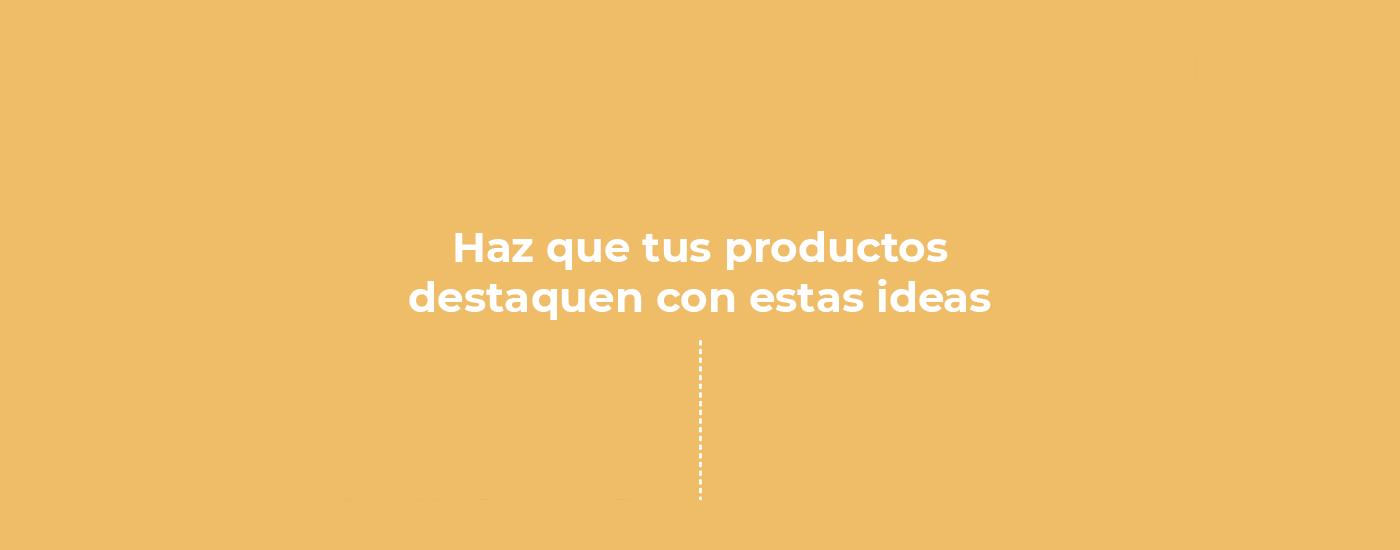 ideas para fotos de producto en instagram