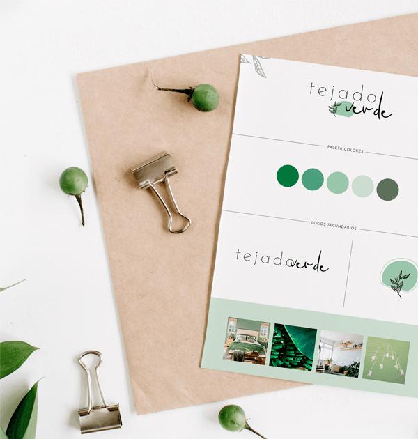 Servicio de Branding- Diseño Identidad Marca Palma